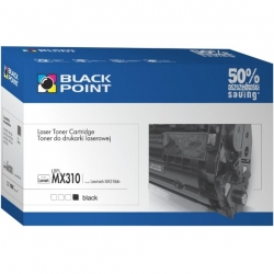 60F2000 toner BLACK POINT SUPER PLUS zamiennik do Lexmark MX310, MX410, MX510, MX511, MX611