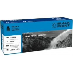 44469706 CYAN toner BLACK POINT zamiennik do OKI C310, C330, C331, C510, C511, C530, C531, MC351, MC352, MC361, MC362, MC561, MC562